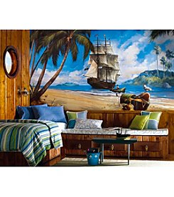 RoomMates Wall Decals Pirate Prepasted Mural