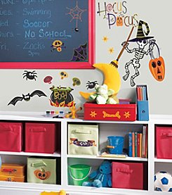 RoomMates Happy Halloween Peel & Stick Wall Decals