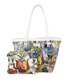 sakroots™ by The Sak® Artist Circle Clear Small Tote