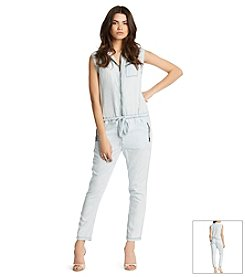 KIIND OF Denim Jumpsuit