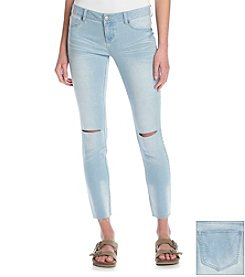Hippie Laundry Ankle Jean With Slits