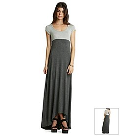 BCBGeneration™ Colorblock Maxi Dress