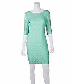 A. Byer Lace Dress