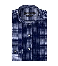 Sean John® Men's Print Cutaway Spread Shirt