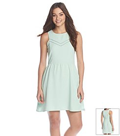 Olive & Oak Outfitters® Textured Woven Dress