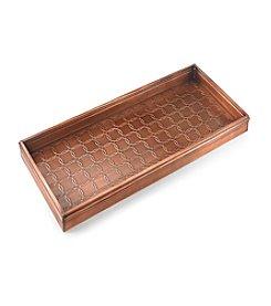Good Directions® Venetian Bronze Circles Boot Tray
