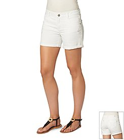 Democracy Five Pocket Denim Shorts