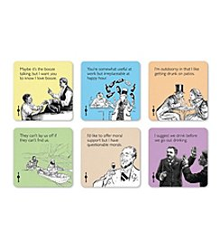 30 Watt Someecards Assorted 6-pc. Coaster Set