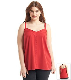 Jessica Simpson Plus Size Olivia Tank Top