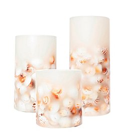 Amazing Candle Sea Shell Candle