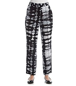 Chaus Printed Pants