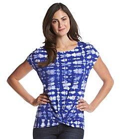 Chaus Knot Front Top