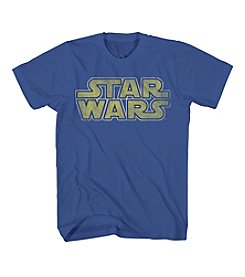 Mad Engine Men's Star Wars Logo Tee