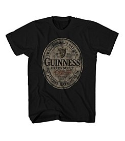 Mad Engine Men's Roughed Up Guinness Tee