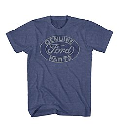 Mad Engine Men's Ford Parts Logo Tee