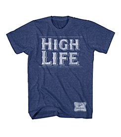 Mad Engine Men's High Life Living Tee