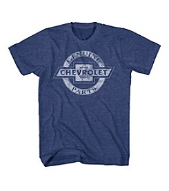 Mad Engine Men's Chevy Auto Parts Tee