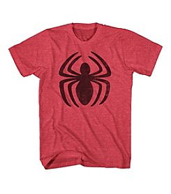 Mad Engine Men's Second Spin Spider-Man Tee