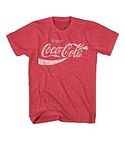 Mad Engine Men's Coca-Cola New Pattern Tee