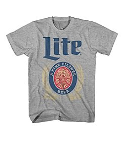 Mad Engine Men's Miller Lite Pilsner Tee