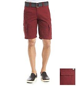 Lazer™ Men's Solid Twill Cargo Short