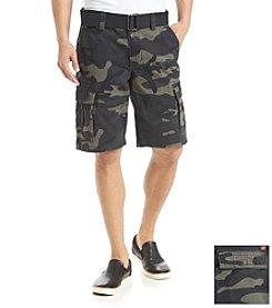 Lazer™ Men's Twill Camo Cargo Short