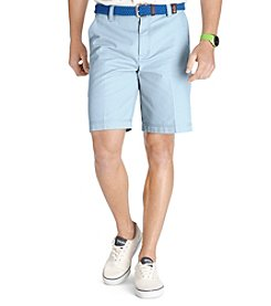 Izod® Men's Flat Front Saltwater Shorts