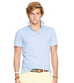 Polo Ralph Lauren® Men's Pima Soft Touch Striped Polo