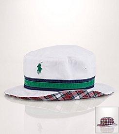 Polo Ralph Lauren® Men's Reversible Bucket Hat