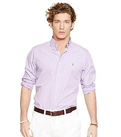 Polo Ralph Lauren® Men's Long Sleeve Striped Sport Shirt