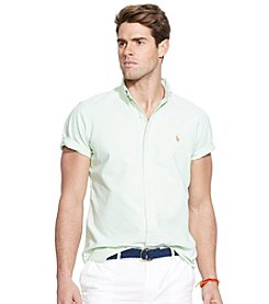 Polo Ralph Lauren® Men's Short Sleeve Sport Shirt