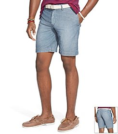 Polo Ralph Lauren® Men's Flat Front Chambray Shorts