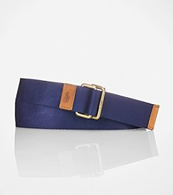 Polo Ralph Lauren® Men's Solid Classic Belt