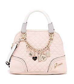 GUESS Rakelle Amour Dome Satchel