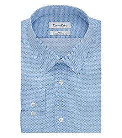 Calvin Klein Men's Print Button Down Dress Shirt