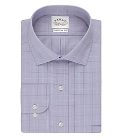 Eagle® Men's Grid Button Down Dress Shirt