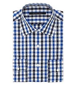 Sean John® Men's Regular Fit Checked Dress Shirt