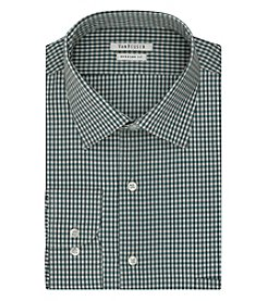 Van Heusen® Men's Checkered Button Down Dress Shirt