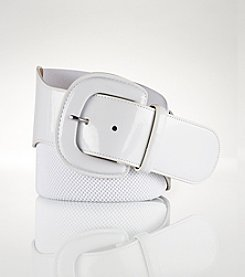 Lauren Ralph Lauren Lauren Wide Stretch Belt