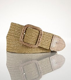 Lauren Ralph Lauren Waterston Safari Stretch Belt