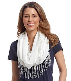 Collection 18 Fringe Frenzy Loop Scarf