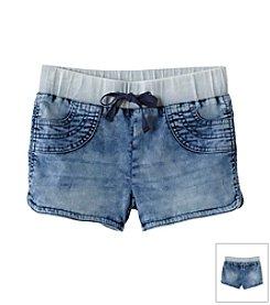 Squeeze® Girls' 7-14 Knit Waist Shorts
