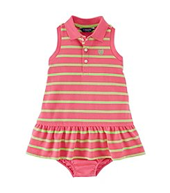 Chaps® Baby Girls' Polo Dress