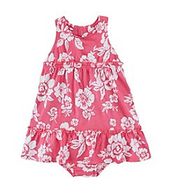 Chaps® Baby Girls' Floral Print Dress