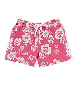 Chaps® Girls' 7-16 Floral Shorts