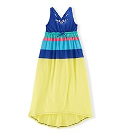 Chaps® Girls' 7-16 Colorblock Maxi Dress