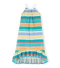 Chaps® Girls' 7-16 Striped Maxi Dress