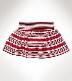 Ralph Lauren Childrenswear Girls' 2T-6X Striped Skirt