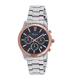 Kenneth Cole New York® Men's Two-Tone Chronograph Watch