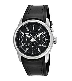 Kenneth Cole New York® Men's Multifunction Watch with LED Lighting